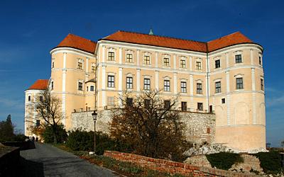 zámek mikulov